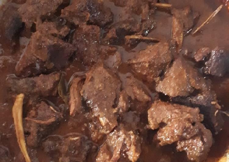 Resep: Semur daging presto (ala betawi) lezat