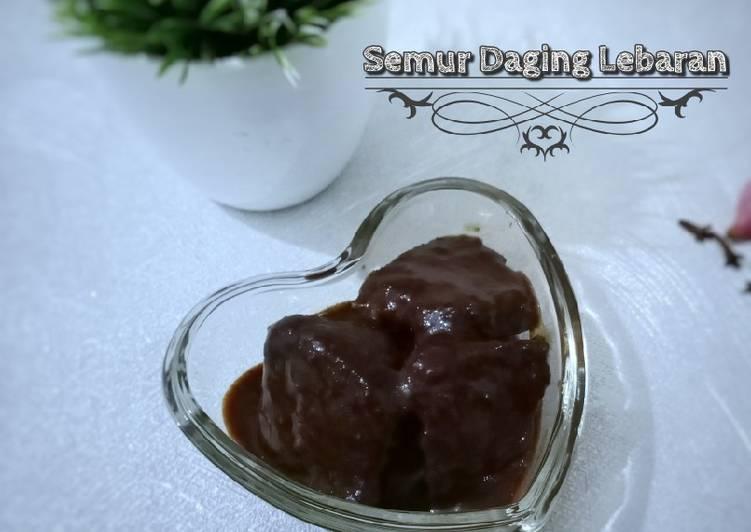 Resep: Semur Daging Lebaran(Semur Betawi) ala resto