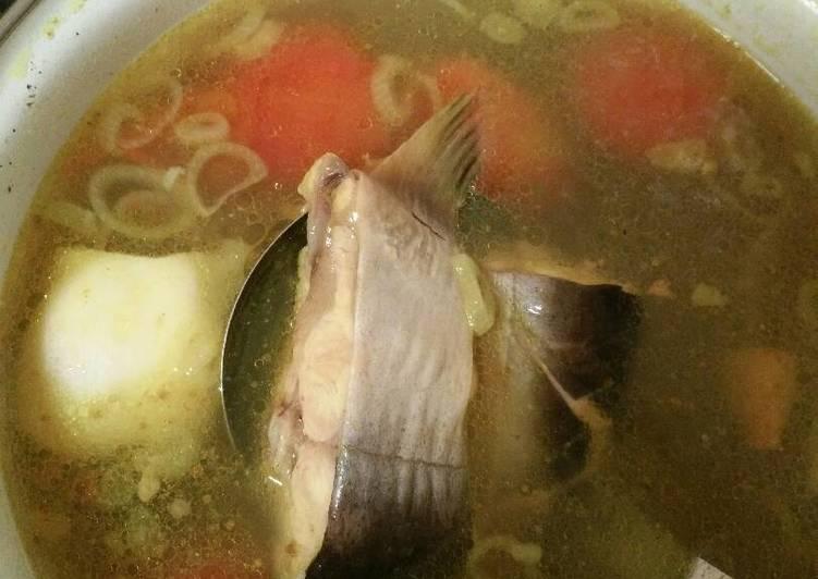 Resep: Pindang Serani ikan patin sedap