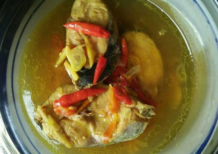 Resep: ikan tenggiri pindang serani enak