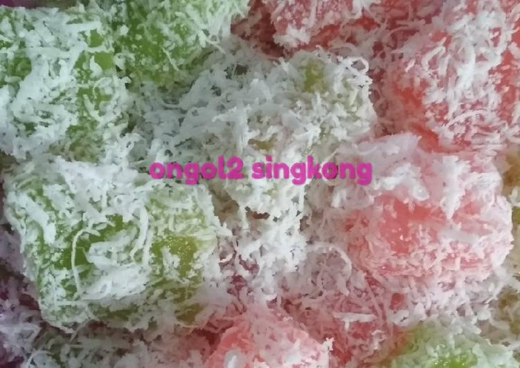 Resep: Ongol2 singkong