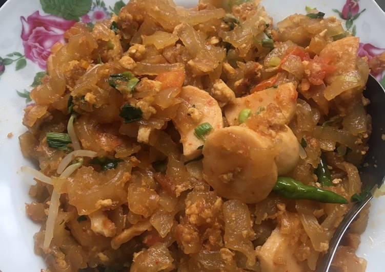 Resep: Mie tiaw goreng lezat
