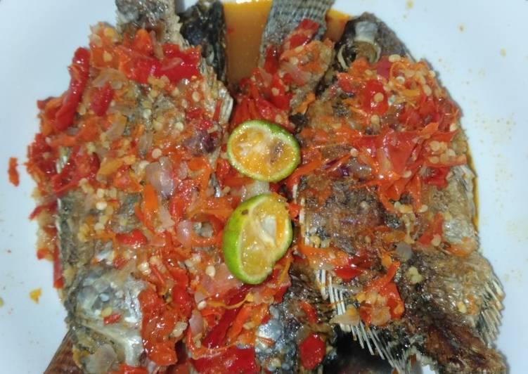 Resep memasak Pecak ikan yang bikin ketagihan