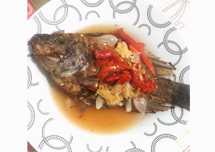 Ikan Pecak Ala Betawi