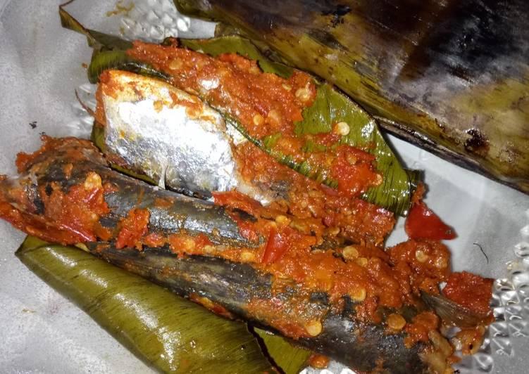 Resep: Ikan Pelas Bakar. Khas osing banyuwangi