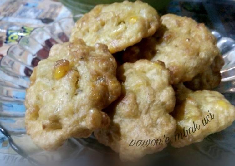 Resep: Pelas / dadar jagung ndeso enak