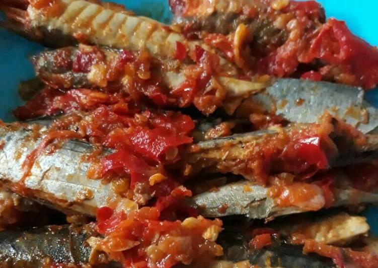 Pelas Ikan Tongkol