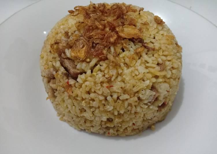 Nasi Kebuli Sapi