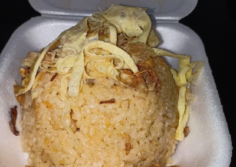 Resep: Nasi kebuli merah lezat