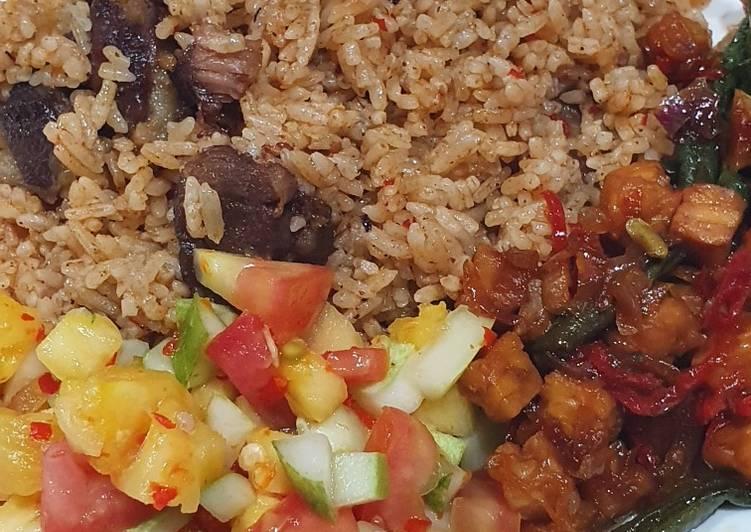 Resep: Nasi Kebuli Kambing Enak yang bikin ketagihan