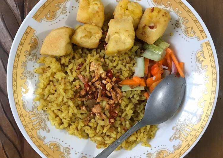 Resep mengolah Nasi kebuli anti gagal ?? istimewa