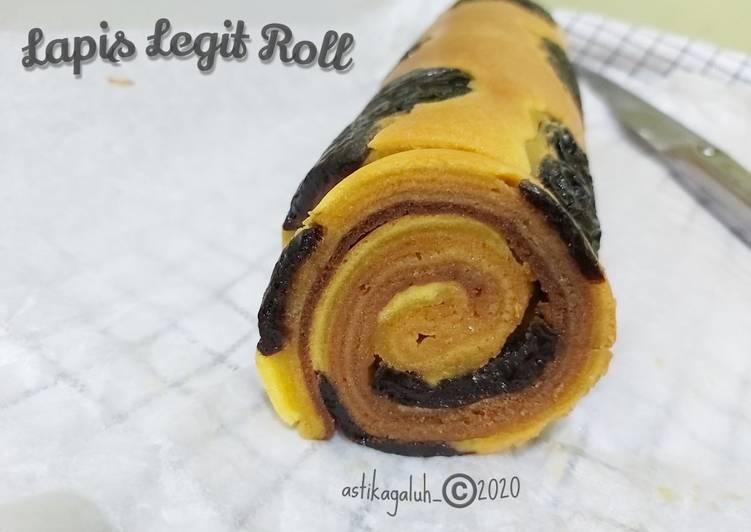 Lapis Legit Roll