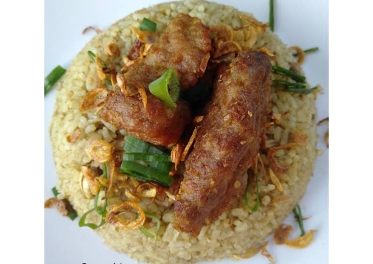 Cara Mudah membuat Nasi kebuli