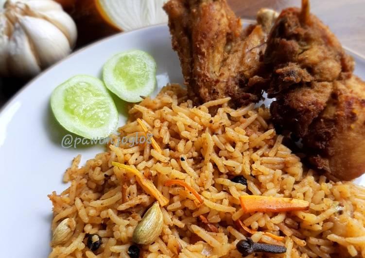 Nasi Kebuli Betawi