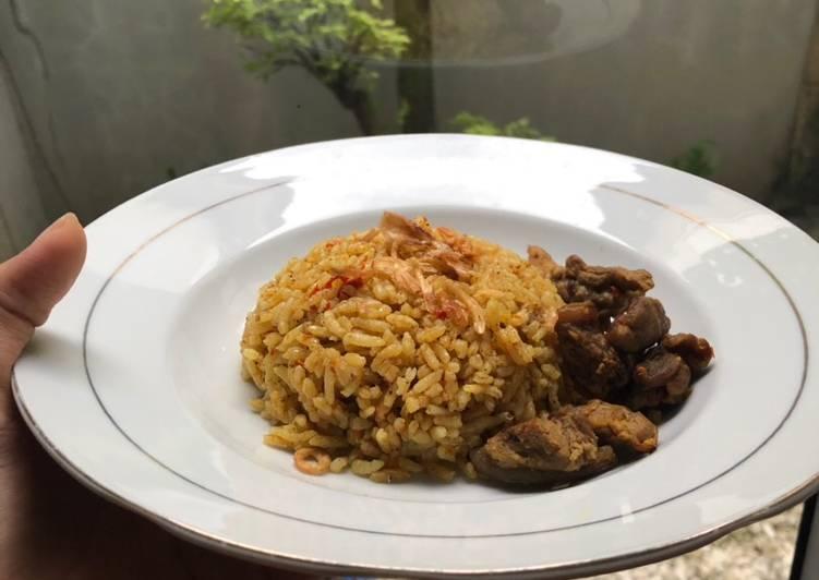 Resep membuat Nasi kebuli yang menggugah selera