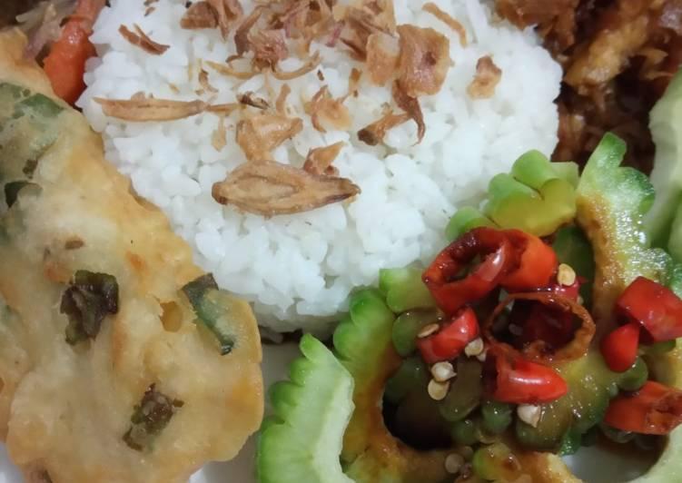 Cara memasak Nasi uduk mantul lezat