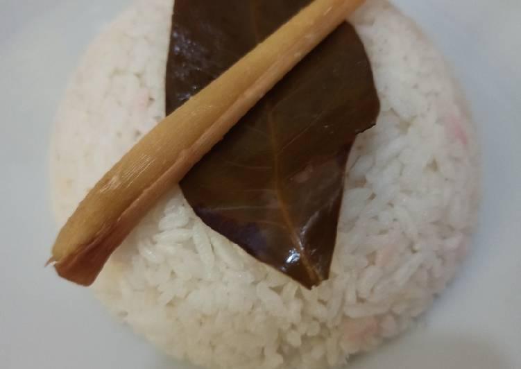 Resep: Nasi uduk magicom yang bikin ketagihan
