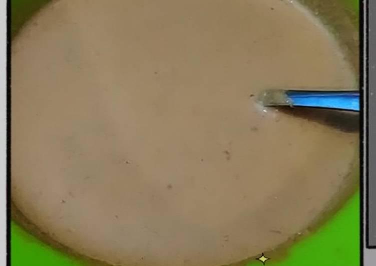 Resep: Sambal kacang untuk gorengan atau lontong atau nasi uduk betawi sedap
