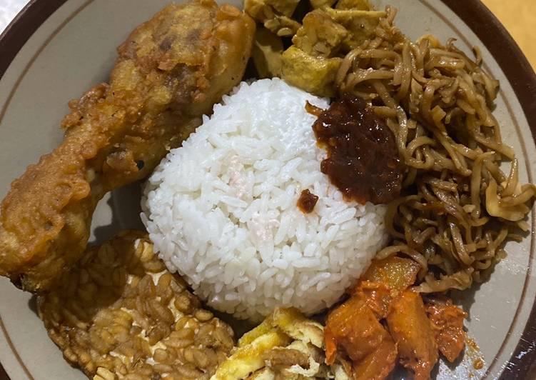 Resep membuat Nasi Uduk ala resto