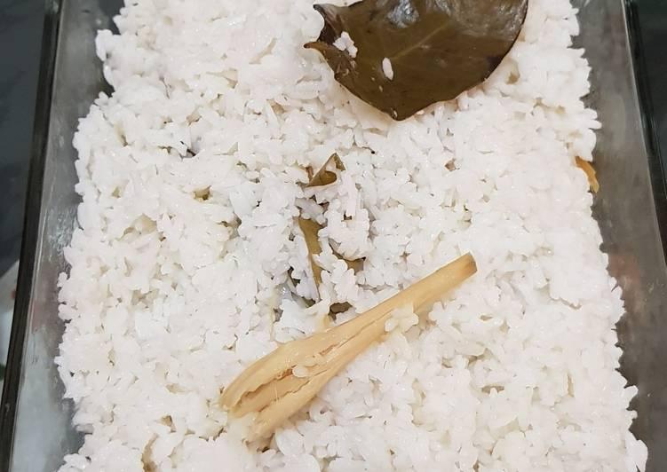 Cara membuat Nasi Uduk yang menggugah selera