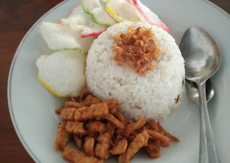 Resep: Nasi Uduk Simple yang menggugah selera