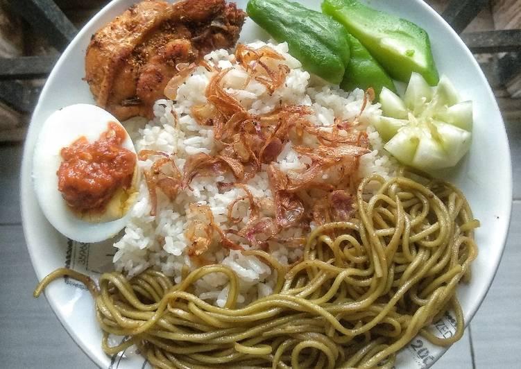 Resep memasak Nasi uduk yang bikin ketagihan