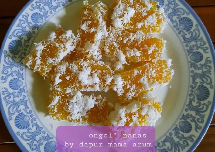 "Resep: Ongol"" nanas yang menggugah selera"