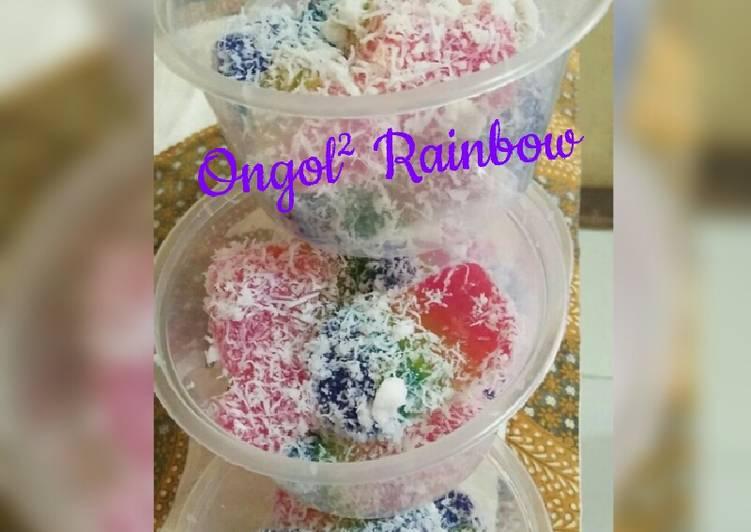 Ongol簡 Rainbow