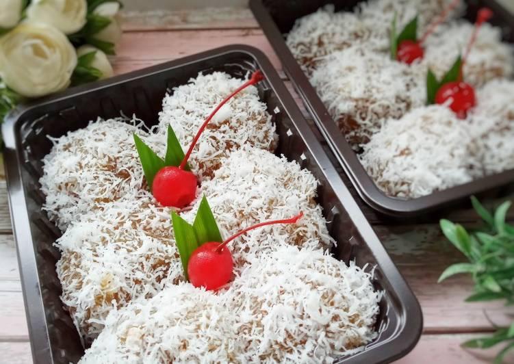Resep: Ongol-ongol gula merah yang menggugah selera