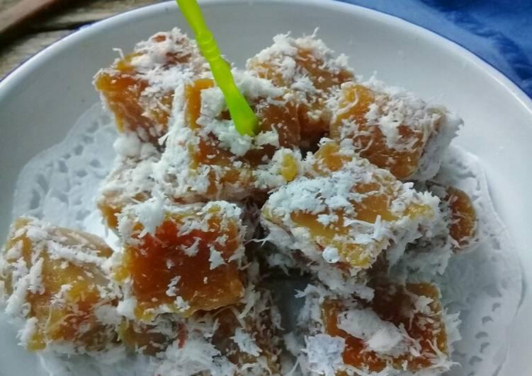 Resep: Ongol ongol gula merah yang menggugah selera