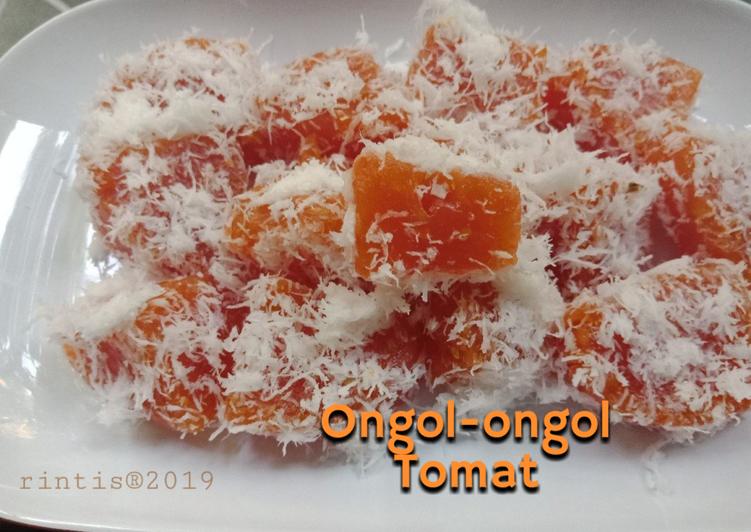 Resep mengolah Ongol-ongol Tomat yang menggugah selera