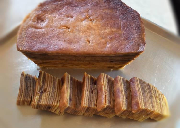 Cara Mudah mengolah Lapis Legit Yummy yang bikin ketagihan