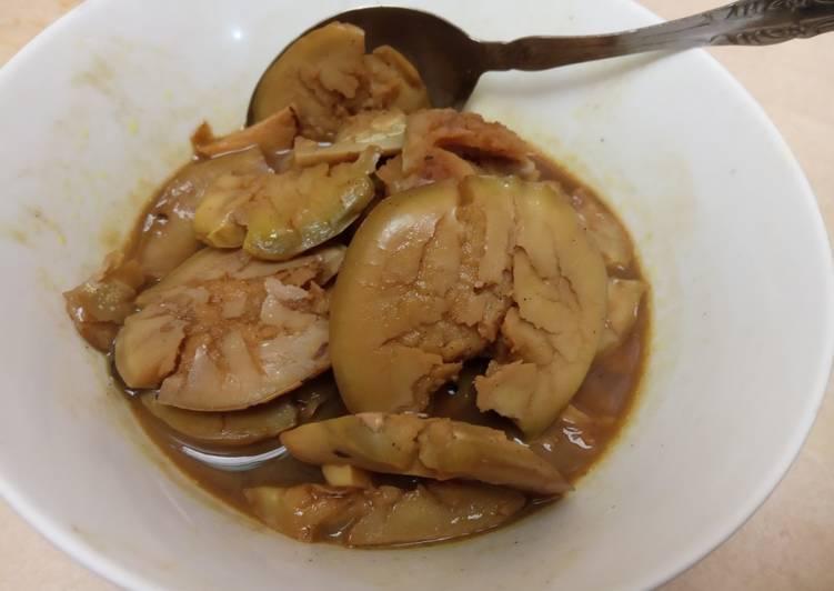 Resep memasak Semur Jengkol yang bikin ketagihan