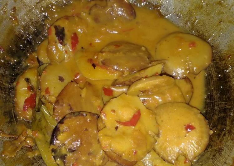 Resep memasak Semur jengkol pedas manis emppukk.. sedap