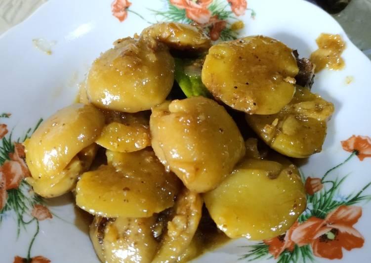 Cara Mudah memasak Semur jengkol yang bikin ketagihan