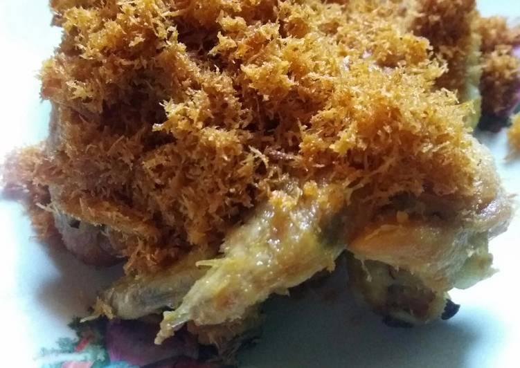 Resep: Ayam serundeng lezat