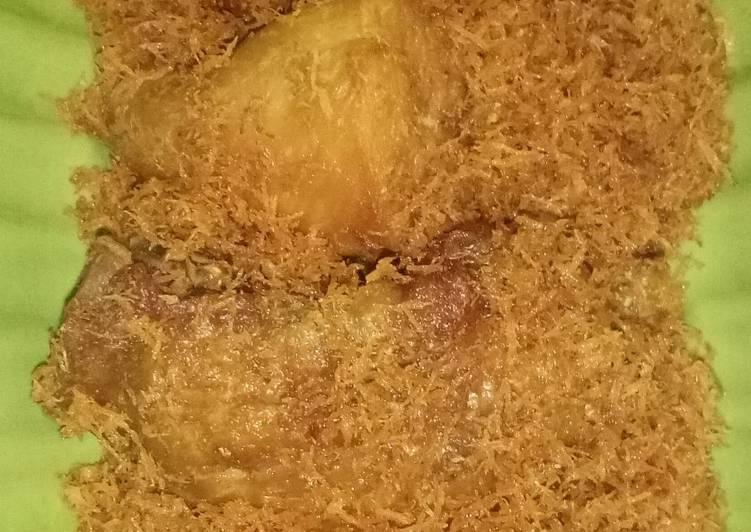 Resep: Ayam Goreng Serundeng ala resto