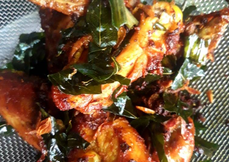 Resep: AYAM TANGKAP (Ayam goreng khas Aceh) istimewa