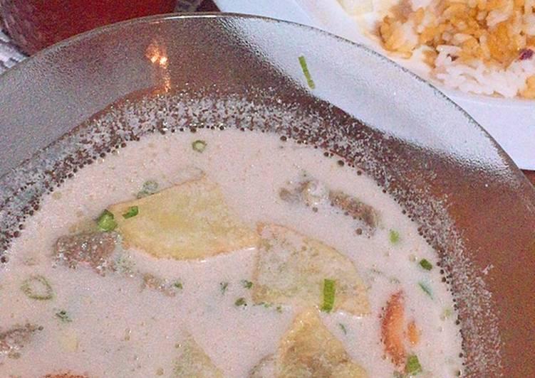 Cara Mudah memasak Soto Betawi ala resto