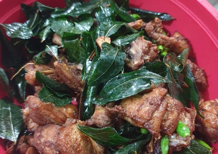 Ayam Tangkap Aceh ala nena