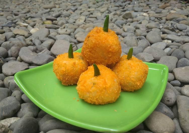 Resep: 1. Kroket kentang simple ala Shanis lezat