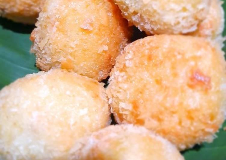 Kroket kentang gurih