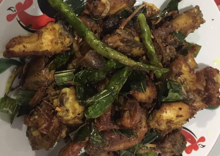 Resep memasak Ayam tangkap khas Aceh istimewa