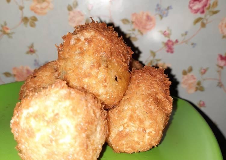 Kroket kentang creamy