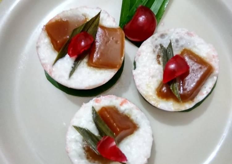 Resep: Jongkong kue keranjang ala resto