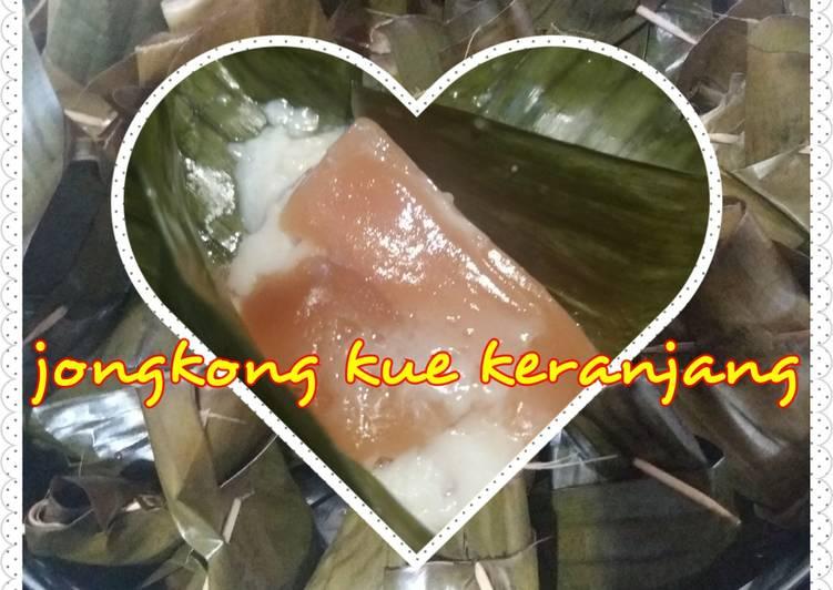 Jongkong Kue Keranjang