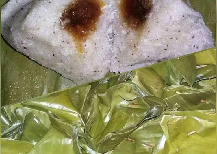 Resep: Kue jongkong/iwel-iwel enak