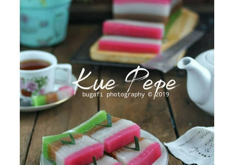 Resep: Kue pepe enak