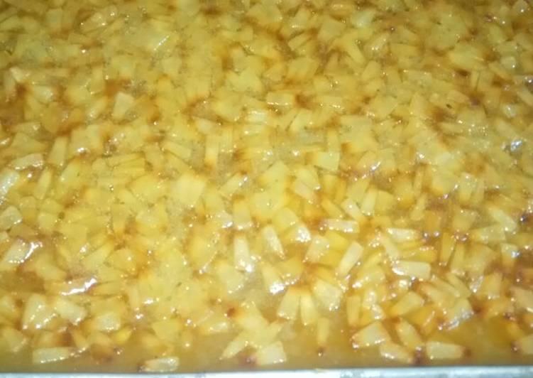 Cara memasak Kue Pepe Gula merah Toping Kelapa goreng Khas Betawi? yang bikin ketagihan