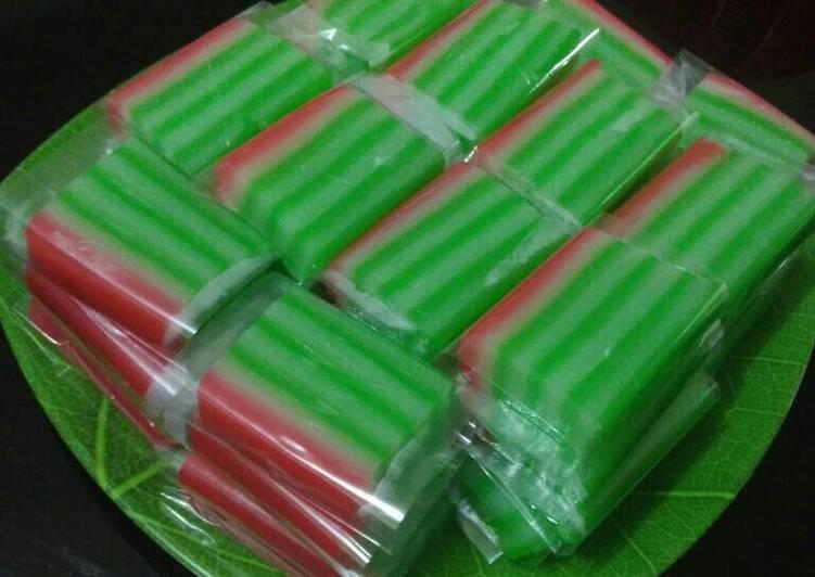 Resep: Kue Pepe Betawi (manis, gurihnya pas bikin nagih)